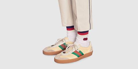 Footwear, White, Shoe, Sneakers, Beige, Plimsoll shoe, Athletic shoe, Ankle,