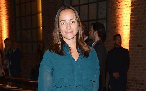 Trussardi - Front Row - Milan Fashion Week Womenswear S/S 2013