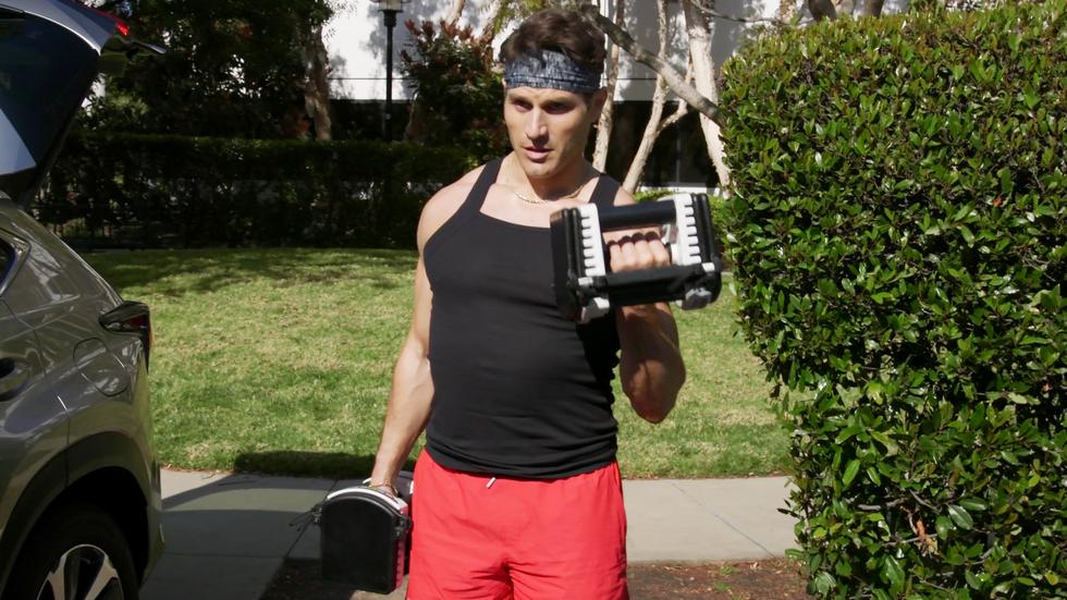 Lou Ferrigno Jr.'s Go-Anywhere Workout