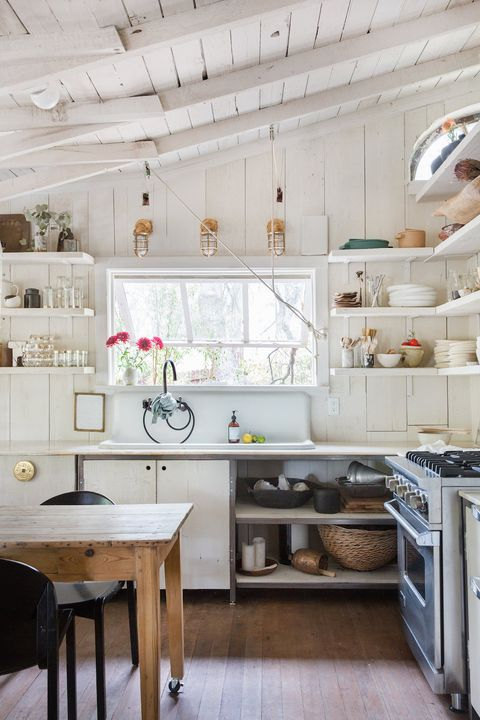 French Country Cabin Style