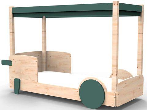 Cama infantil con forma de coche modelo Discovery