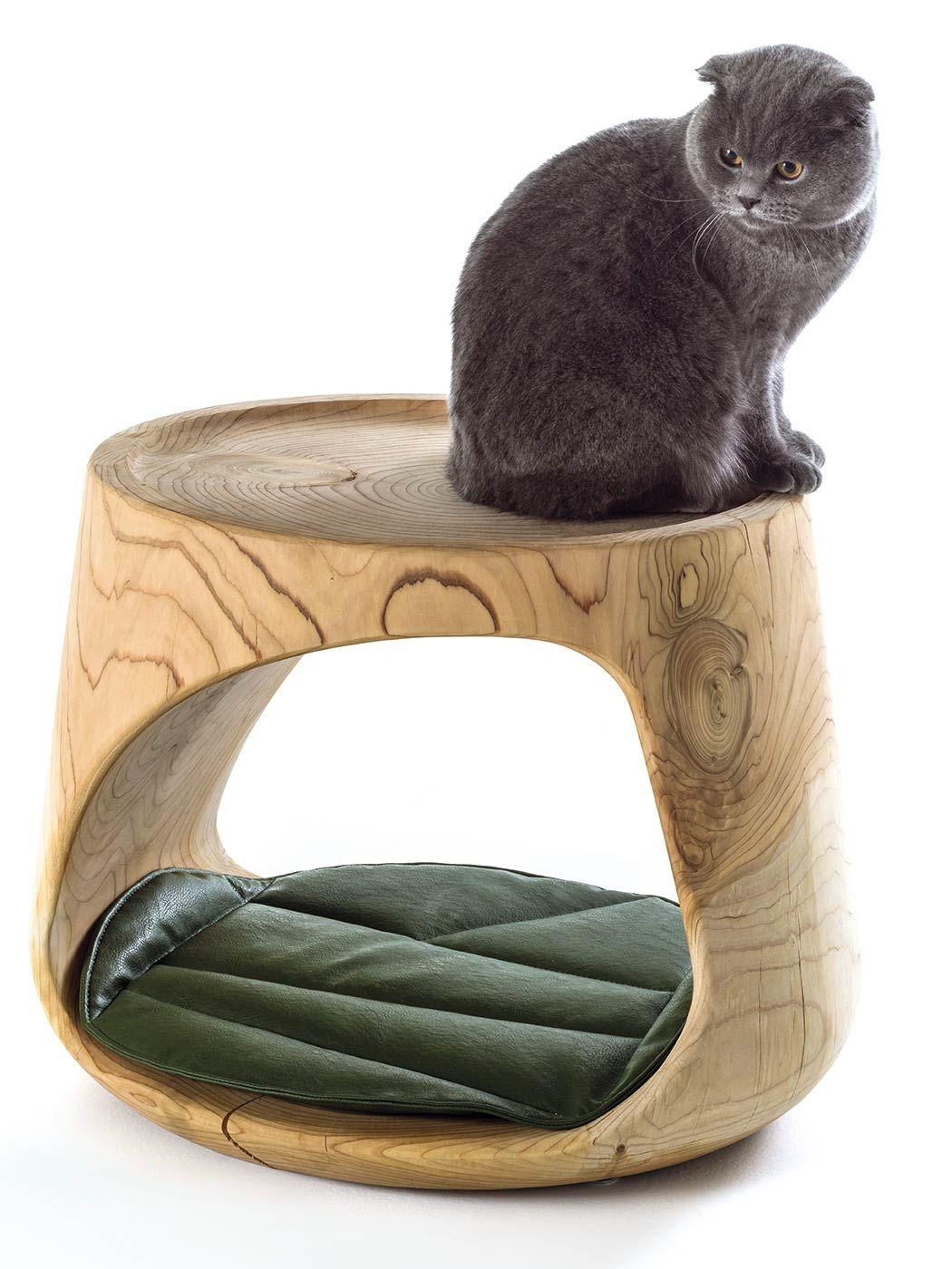 Taburete Geppo Pet para gatos