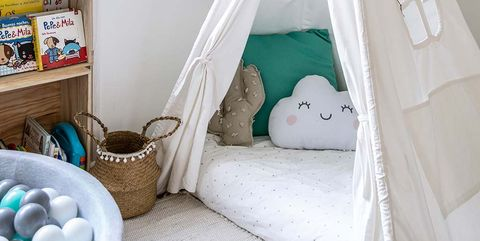 Dormitorio infantil: Tipi