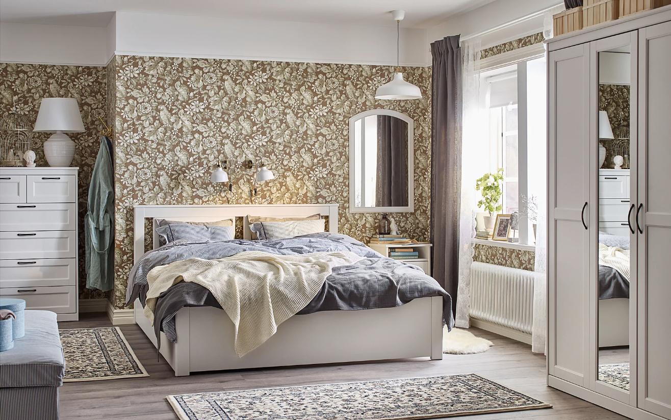 Estructura de cama SONGESAND de IKEA