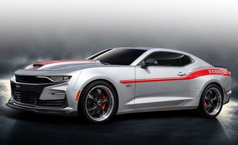 The Yenko Chevrolet Camaro Is Back with up to 1000 Horsepower