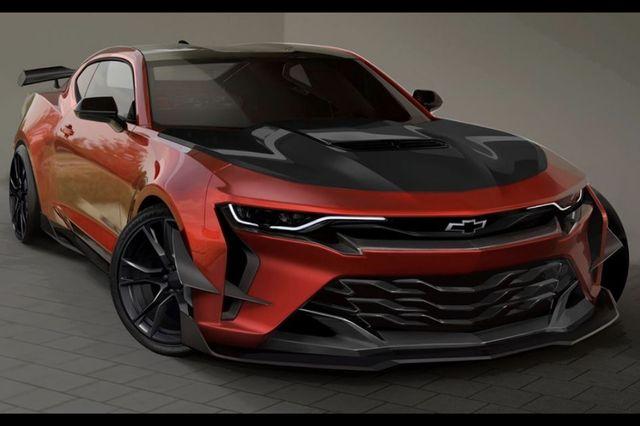 gm design future camaro z28