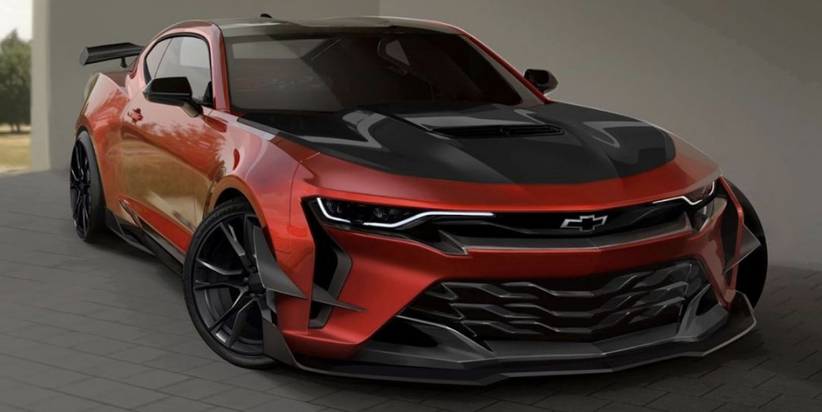 Chevy's Final Camaro Could Be the Most Powerful One Yet