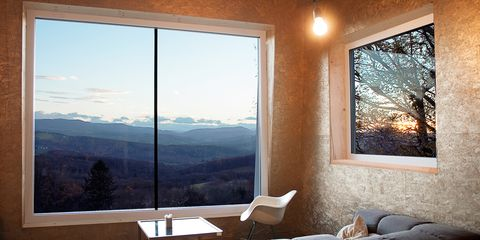 Room, Property, Window, Interior design, Sky, House, Building, Daylighting, Home, Tree,
