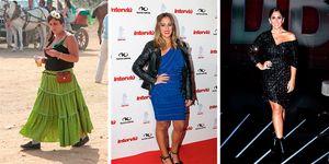 Anabel Pantoja, su evolución de 2012 a 2019