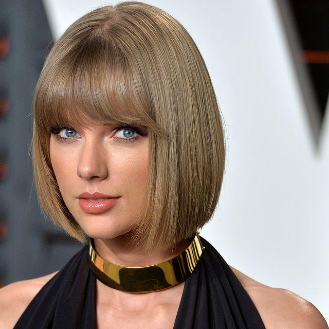 Taylor Swift, en una foto de archivo de 2016.