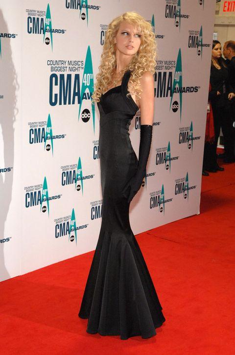 Taylor Swift, en 2006.