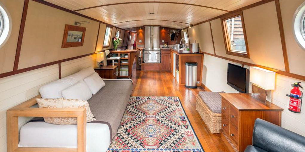 Cambridge Houseboat rental — Cambridge, United Kingdom