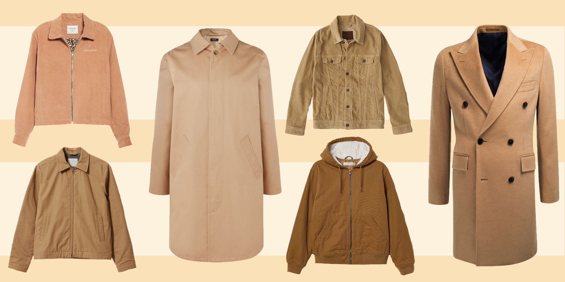 14 Camel Coats (and Jackets) to Ensure You Have a Super-Stylish Fall