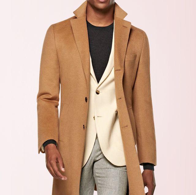 14 Best Camel Coats For Men 2021 Most, Camel Color Trench Coat Mens
