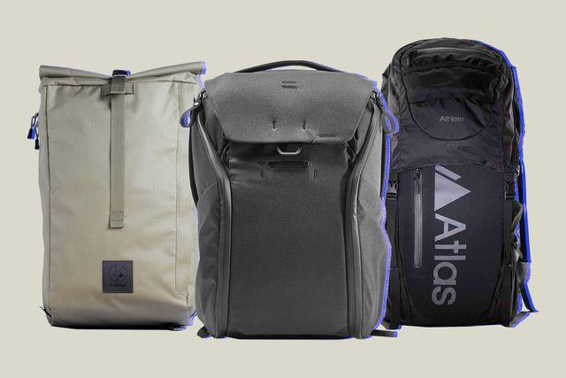 three camera backpacks