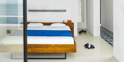 Camere da letto minimal for Camera minimal