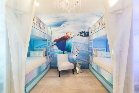 Camere A Tema Disney : Lhotel magico disney per sentirsi una principessa