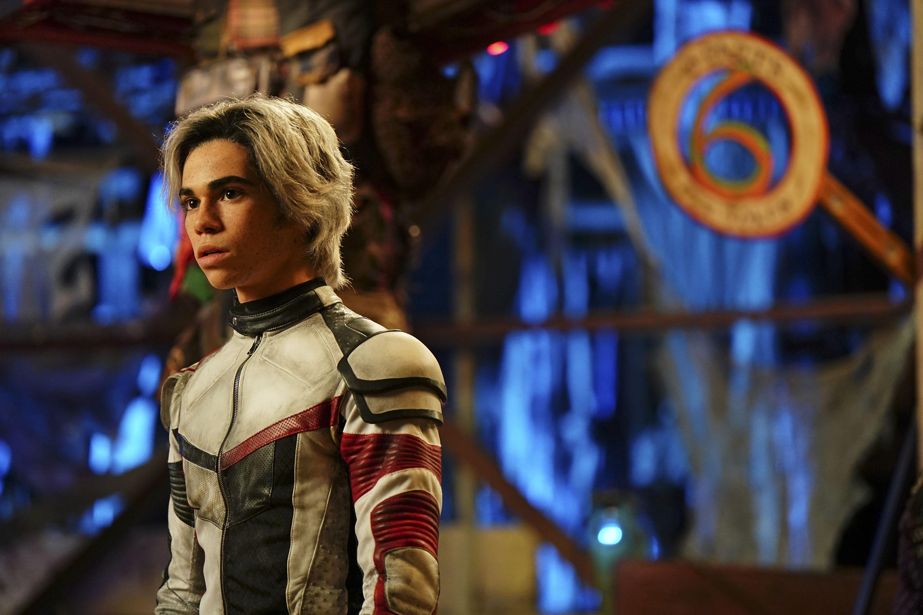 Descendants 3 Pays Tribute To Cameron Boyce During Its Premiere