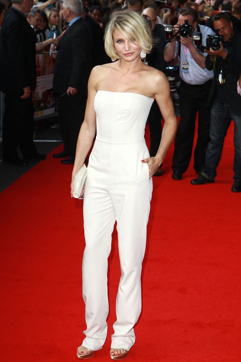 419179fff8c Celebrities wearing white Stella McCartney dresses – Stella ...