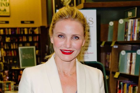 """Cameron Diaz Book Signing For """"The Longevity Book: The Science Of Aging, The Biology Of Strength, And The Privilege Of Time"""""""