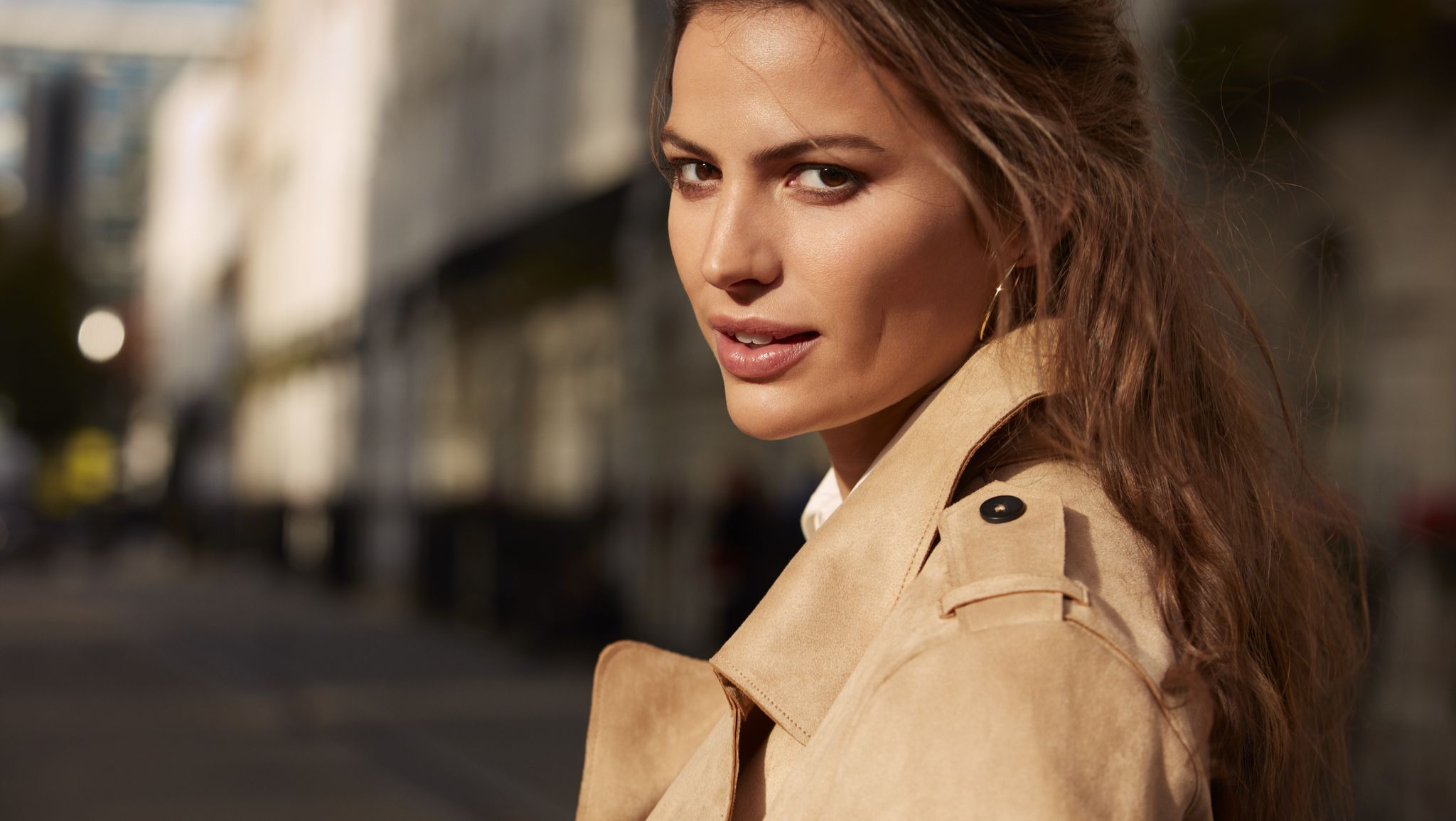 Cameron Russell on becoming a beauty ambassador for her voice, as much as her face