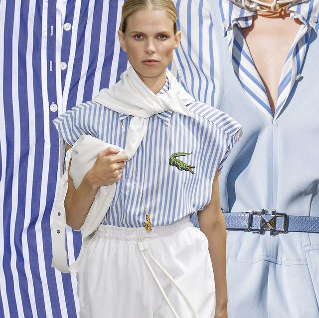 camicia righe moda estate 2020
