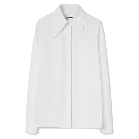 camicia bianca 2021