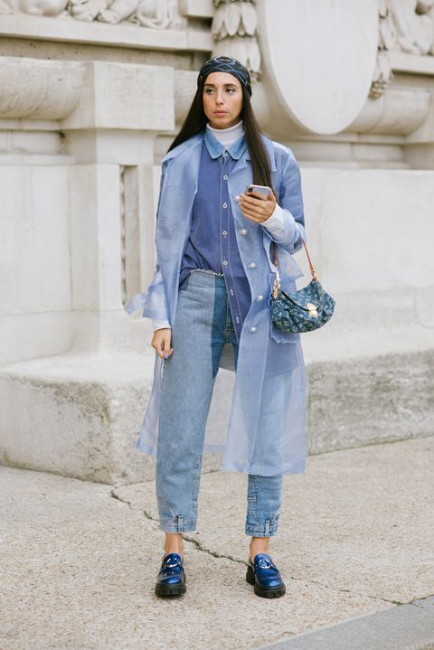 camicia di jeans outfit