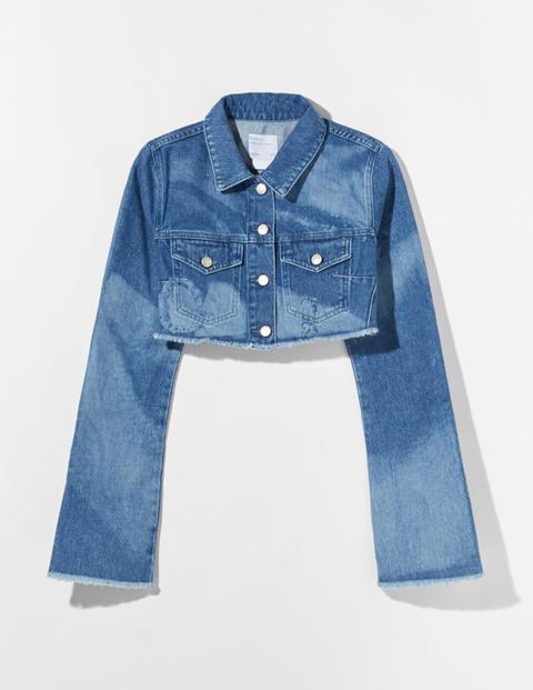 camicia jeans primavera estate 2021