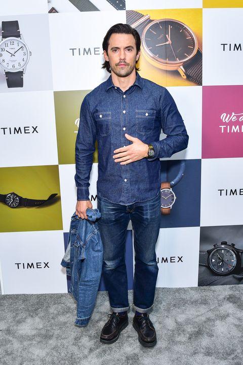 reputable site 3fb72 4373f Camicia jeans da uomo: i migliori abbinamenti