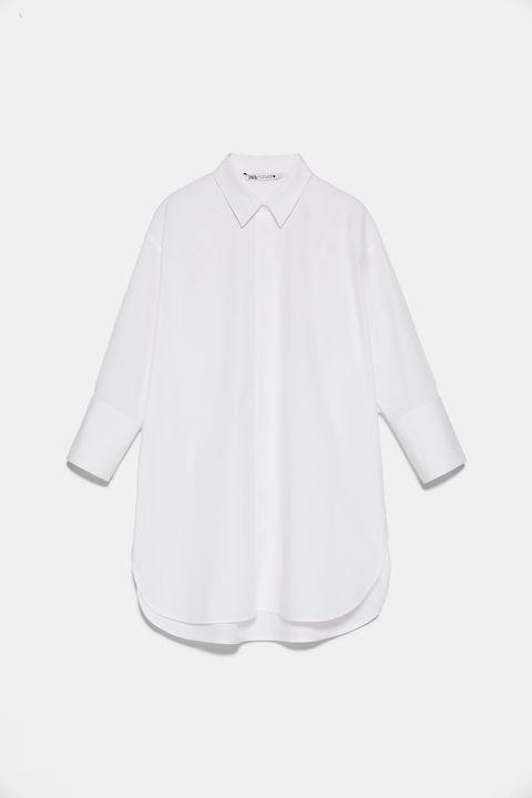camicia bianca moda primavera estate 2020 zara