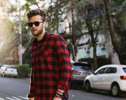 codice promozionale fec5c 29897 La camicia a quadri top trend moda uomo estate 2019