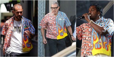 huge selection of 78459 a8e59 Perché tutti vogliono questa camicia di Prada