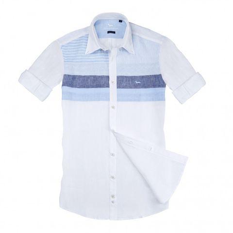 pretty nice a7664 20ebc Le camicie da uomo della primavera 2019 seguono soltanto una ...