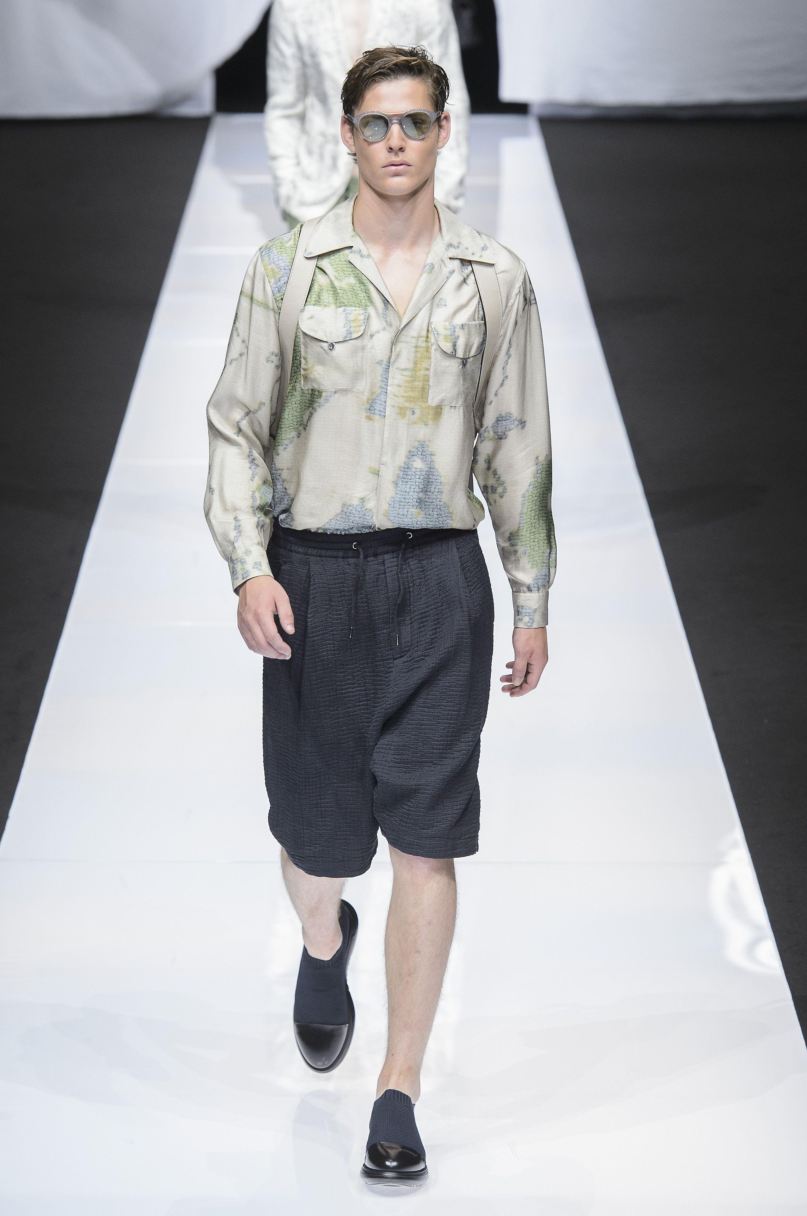 2e9dec9f28 Le camicie da uomo della primavera 2019 seguono soltanto una regola