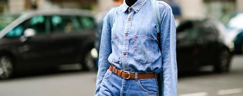 size 40 ae96c c7b6f Camicie moda Inverno 2019: i modelli di jeans e in denim ...