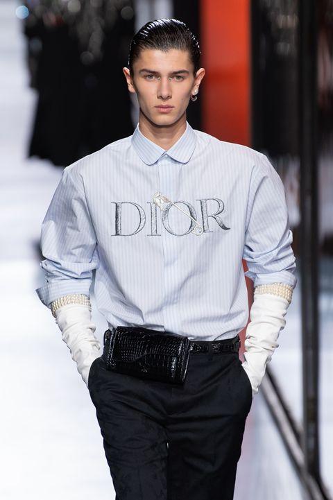 camicie uomo autunno inverno 2020 2021 dior
