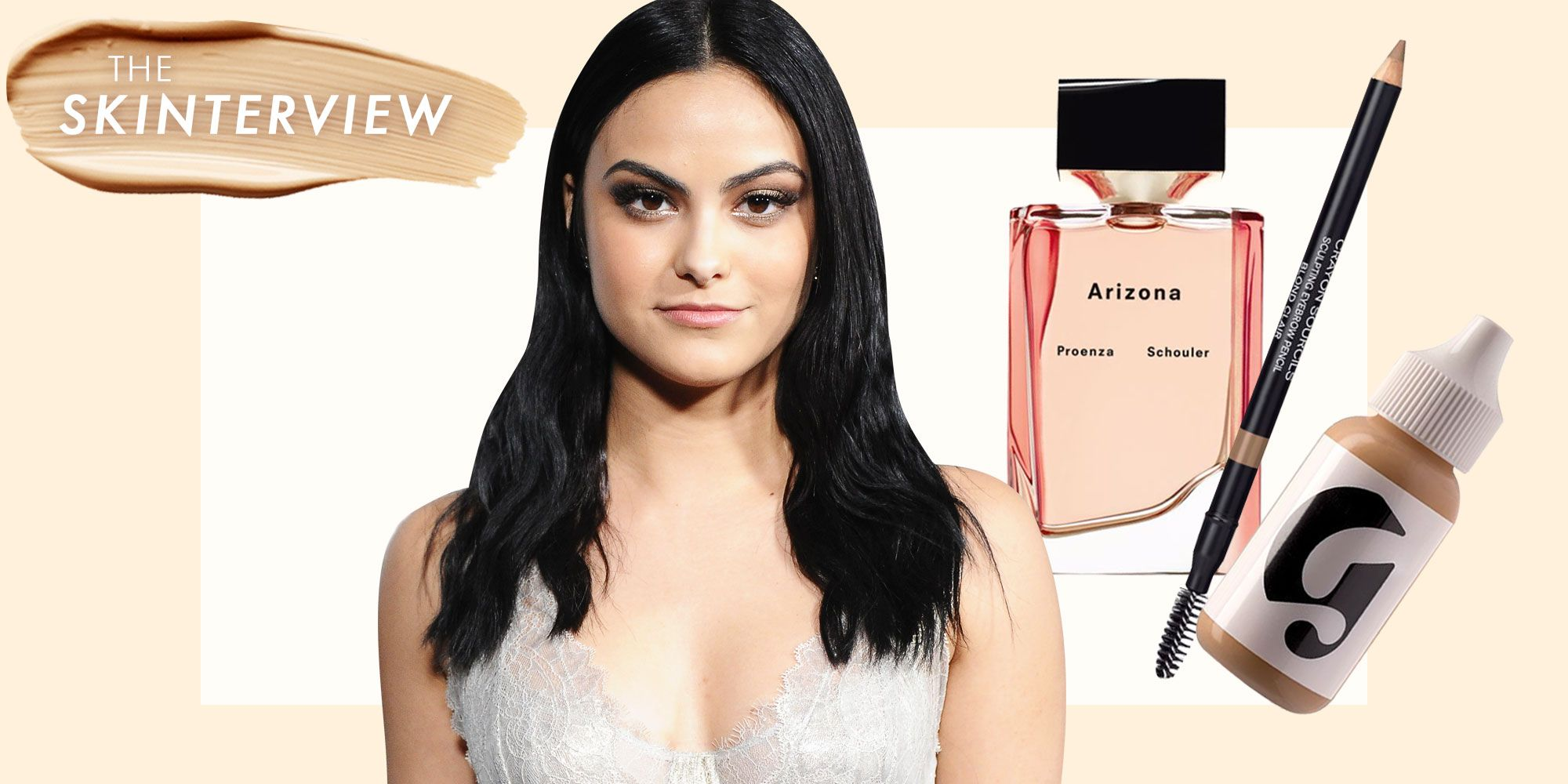 8 Beauty Products Camila Mendes Uses on the Set of Riverdale' — and IRL