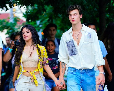 Camila Cabello Says I Love You To Shawn Mendes Shawn Mendes