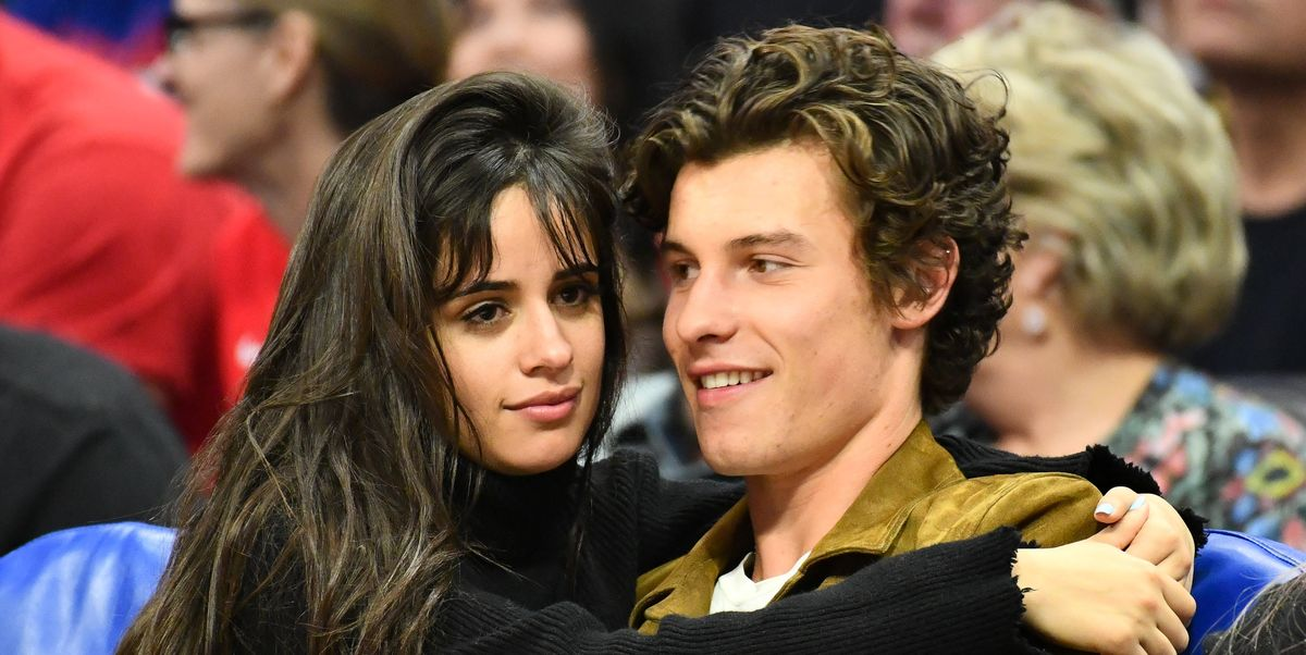 Shawn Mendes Flew All the Way to England Just To Celebrate Valentine's Day with Camila Cabello