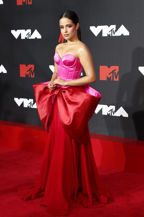 2021 mtv video music awards alfombra roja camilla cabello