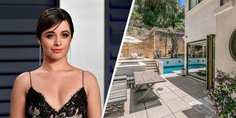 Así es la extravagante casa que ha comprado Camila Cabello
