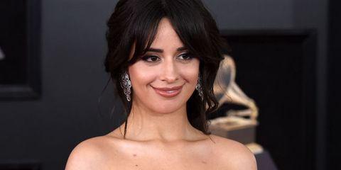 Camila cabello grammy awards