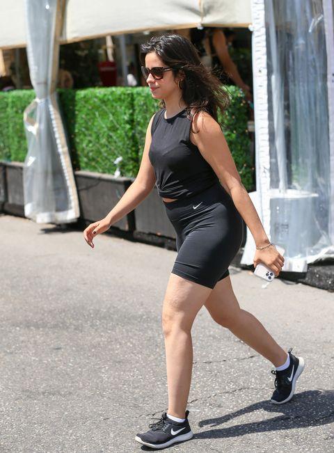 瘦就是美?camila cabello公園跑步被嫌胖,正面回擊「身材羞辱」