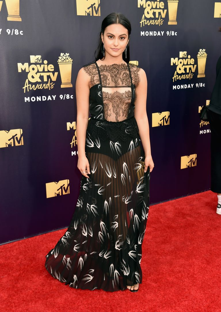 The 10 Nakedest Looks At The Mtv Movie  Tv Awards-8392