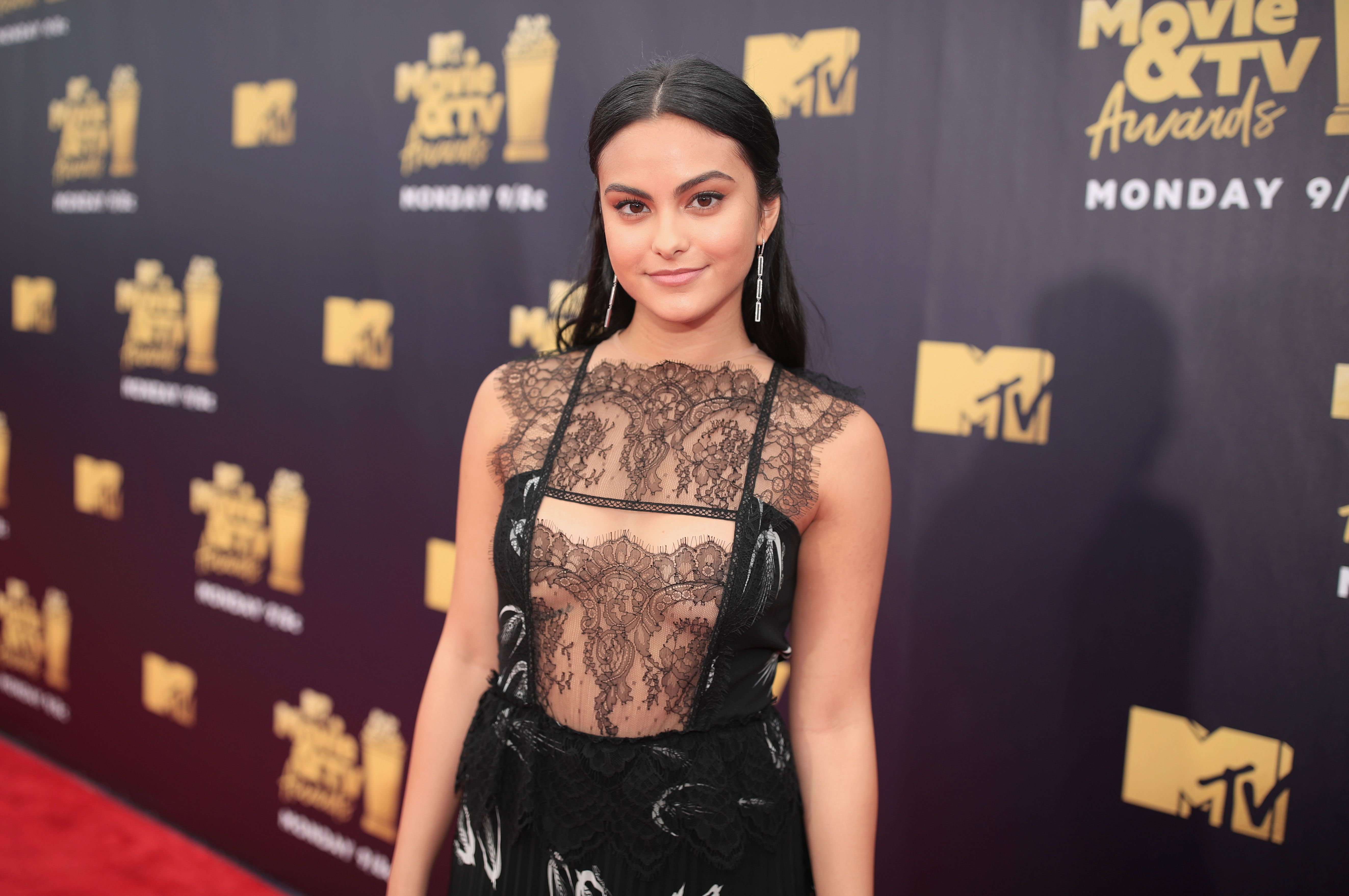 The 10 Nakedest Looks At The Mtv Movie Tv Awards