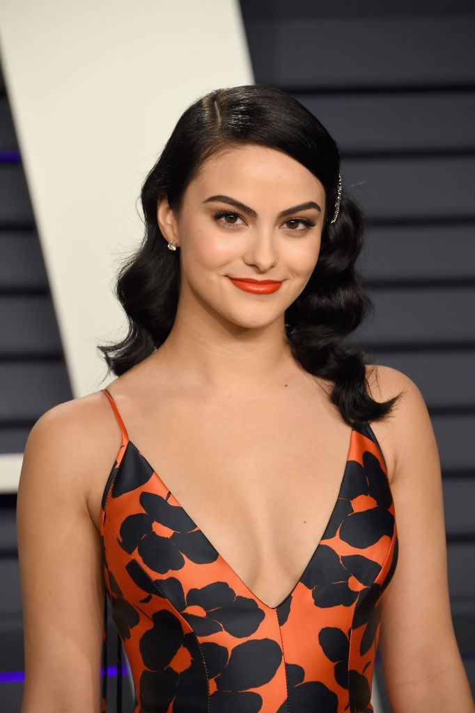 Camila Mendes Got a Choppy Haircut and Dyed It Way Lighter