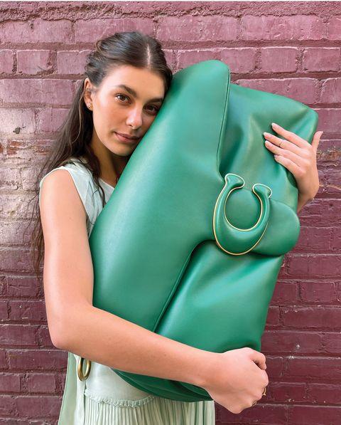 coach pillow tabby手袋