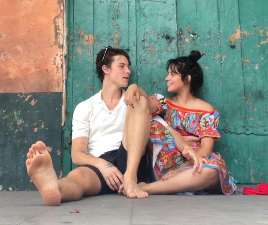 Feet camila cabello Camila Cabello,