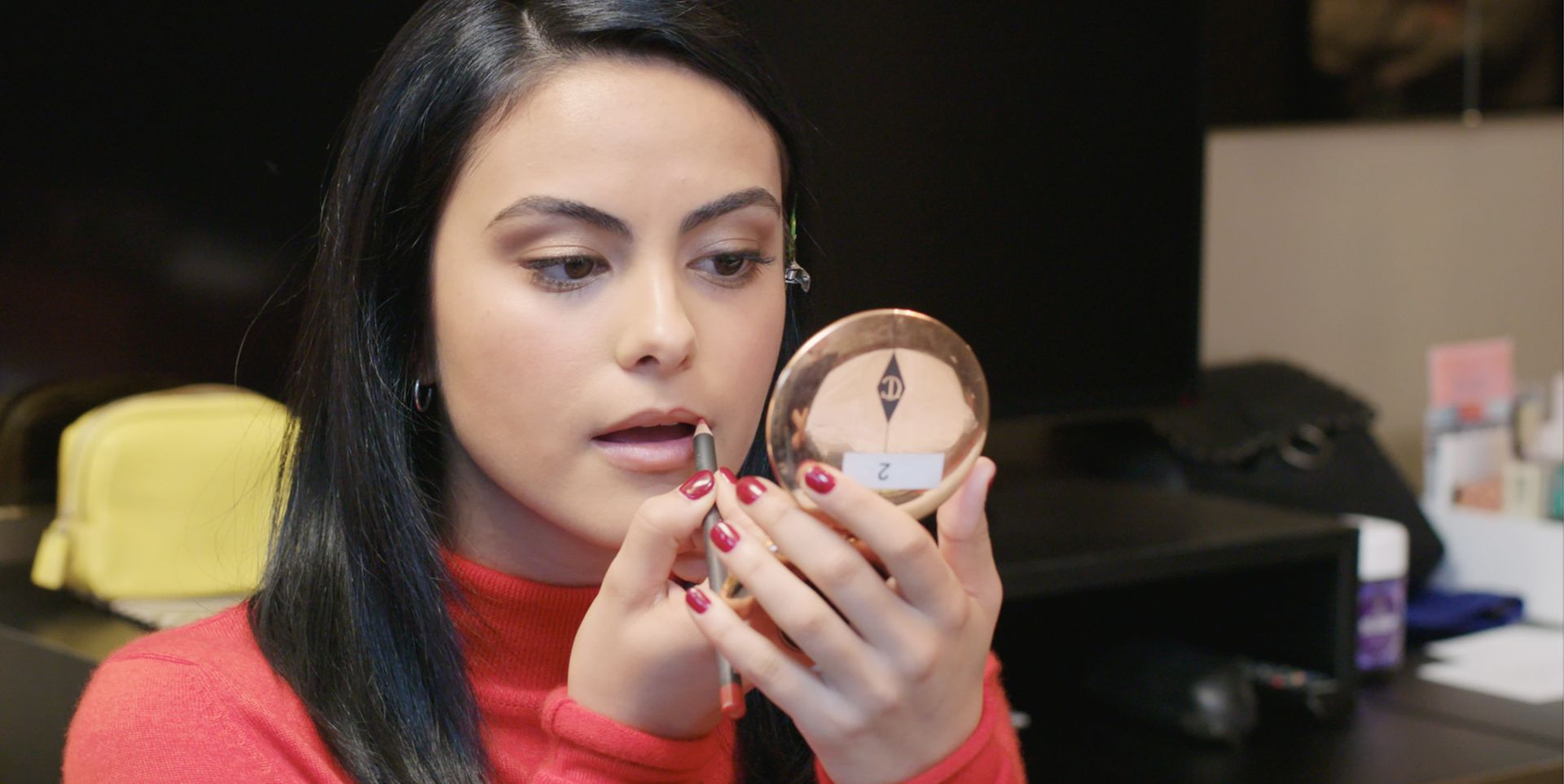 Riverdale Star Camila Mendes' New York Fashion Week Video Diary